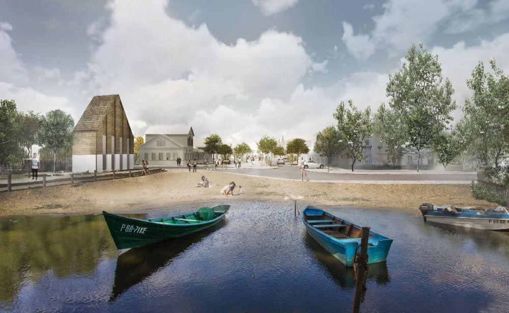Малые города борются за новую городскую среду