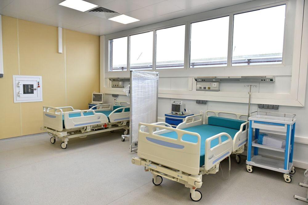 Фабрика здоровья: как идет строительство коронавирусной больницы