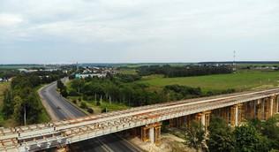 Участок ЦКАД от Можайского шоссе до Новой Риги откроют до конца июня