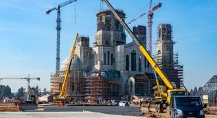 Главный храм Минобороны в Кубинке могут открыть 22 июня