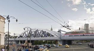 В районе Комсомольской площади реконструируют путепроводы и автомобильные проезды
