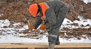 Работу строительных предприятий в Москве могут разрешить с 12 мая