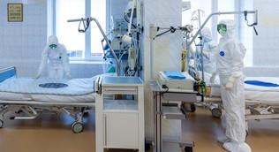 Собянин предупредил регионы о возможной нехватке мест в больницах