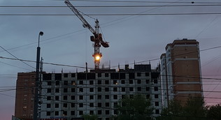 Минстрой прогнозирует ввод жилья в России на прошлогоднем уровне