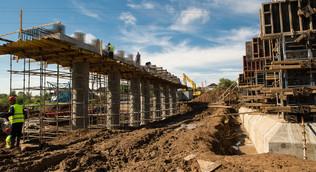 Тормозящие строительство ЦКАД вопросы будут решаться в приоритетном порядке – Минстрой