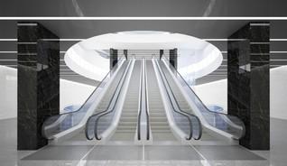 метро_эскалатор