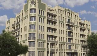 Проект апарт-отеля на месте АТС
