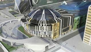 Концертный зал в Москва-Сити