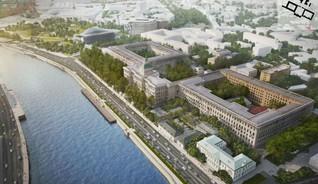 Проект реконструкции академии Петра Великого