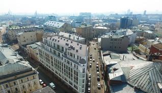 Дом купца Булошникова рендер