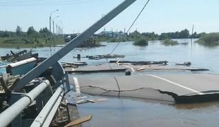 Паводок (наводнение) в Иркутской области