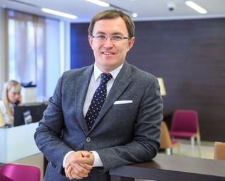 Евгений Дячкин. Руководитель департамента ипотечного кредитования ВТБ