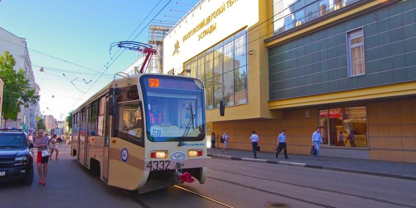 Старейшее трамвайное депо столицы отреставрируют