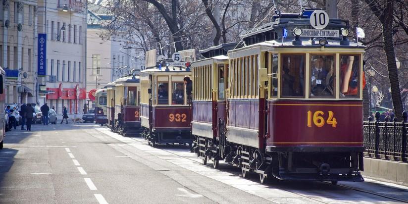 Старейшее трамвайное депо в столице выставлено наторги