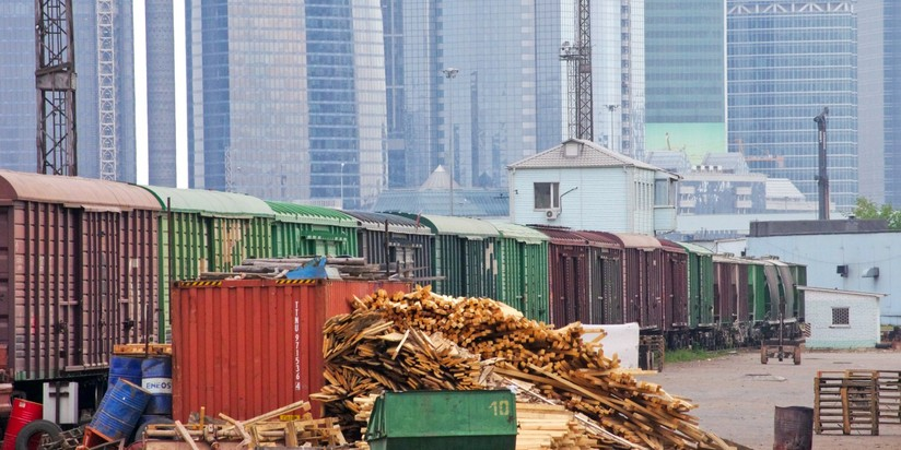 Неменее 2 млн квадратных метров жилья построили в столицеРФ всамом начале года