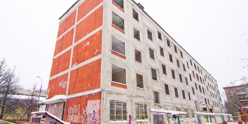 В столице снесут еще около ста ветхих пятиэтажек