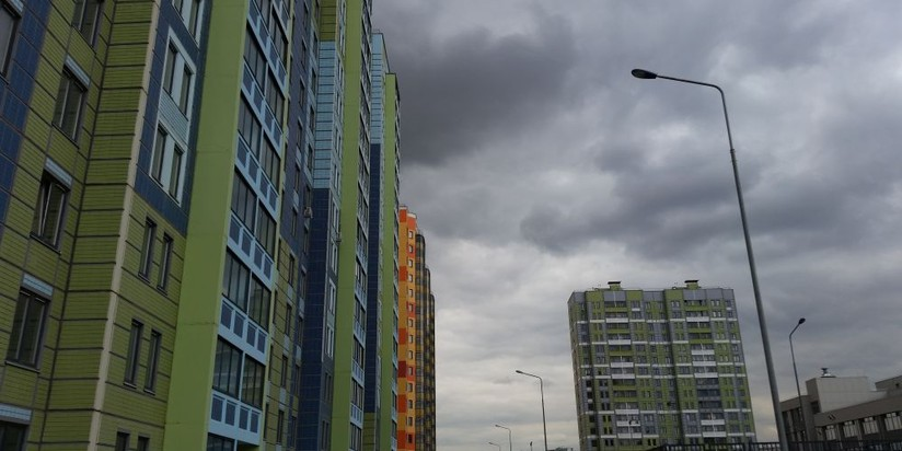 Число выстроенных загод квартир снизилось на1% — Росстат