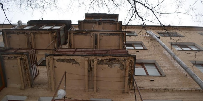 Жилой дом на Погодинской улице