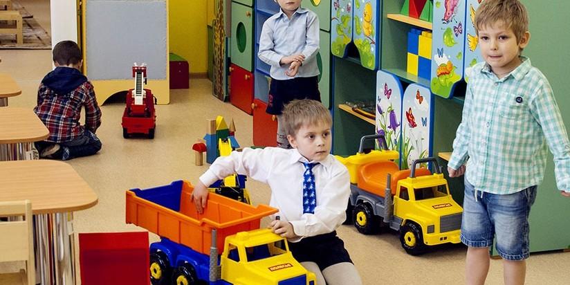 Спроектирован заказанный Москвой свод правил проектирования детских садов