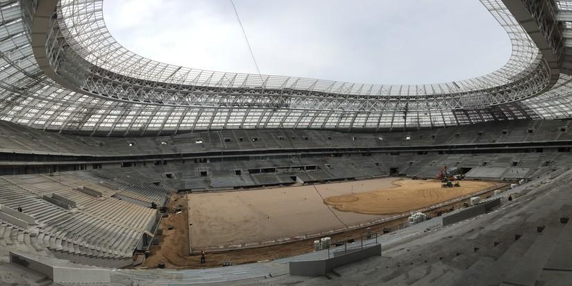 Виталий Мутко: «Стадион ЦСКА— это всего лишь тренировочная площадка для Кубка конфедераций»