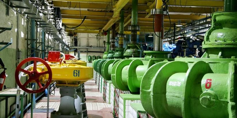 Собянин осмотрел Рублевскую станцию водоподготовки после реконструкции