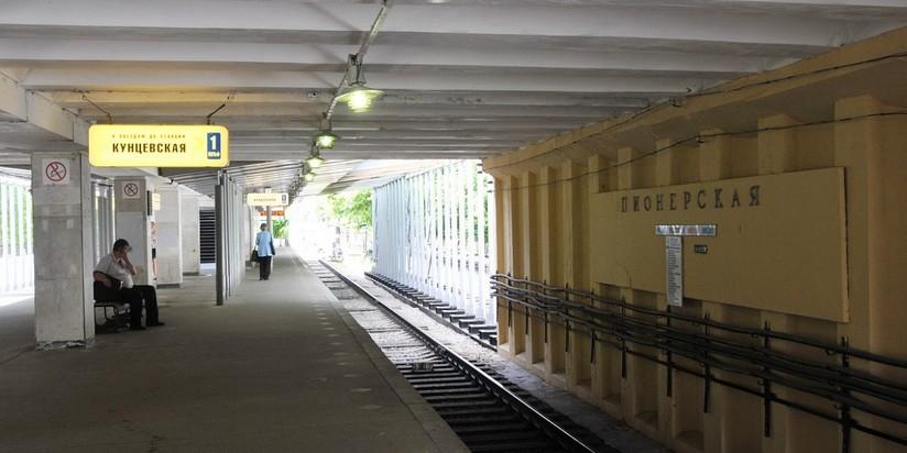 1-ый этап ремонта Филевской линии метро начнётся 29октября