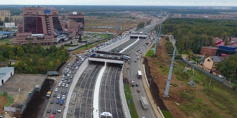 СКвозбудил дело пофакту обрушения тоннеля в российской столице
