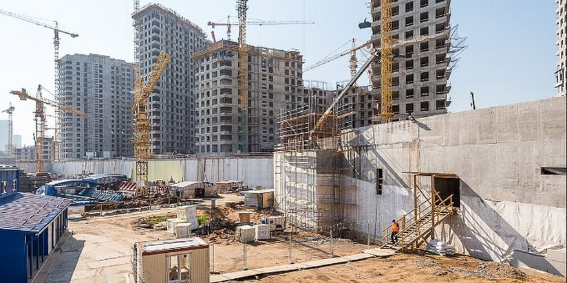 Мэрия столицы собирается привлечь кпрограмме реновации 100 тыс. строителей