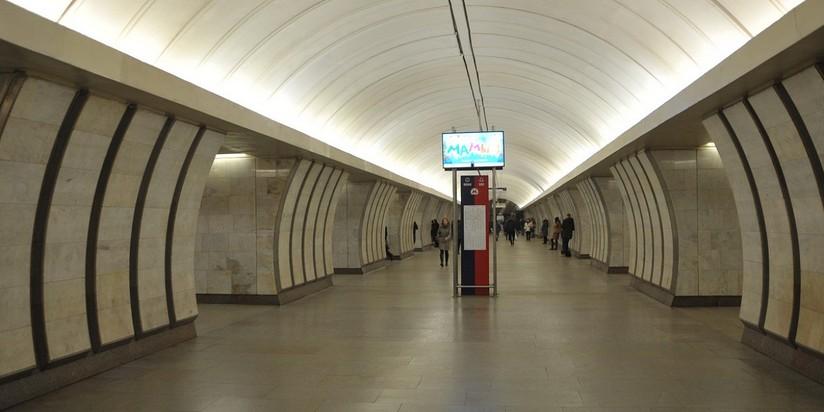 Настанции «Савеловская» наремонт закроют только один эскалатор
