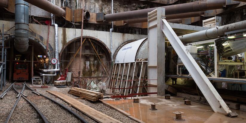 В столице начался конкурс наразработку концепций новых станций метро