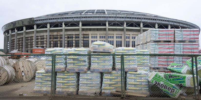 Кузнецов: Стены стадиона «Лужники» обретут первозданный вид