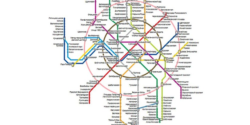 В столицеРФ могут построить новейшую ветку метро