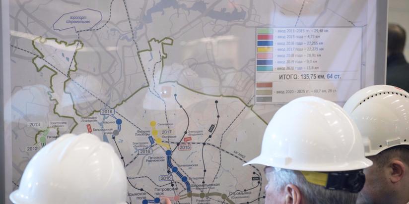 Поезда по 3-му пересадочному контуру метро столицы запустят косени