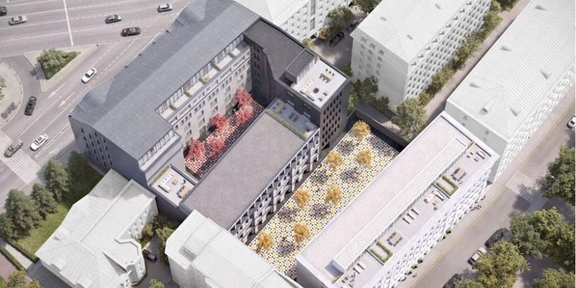 Архсовет одобрил проект регенерации зданий наБольшой Полянке