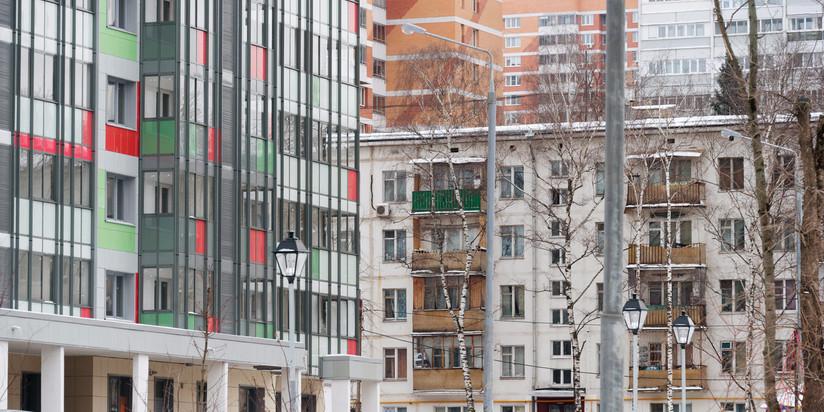 Конкурс внешнего облика жилья попрограмме реновации проведет Москомархитектура