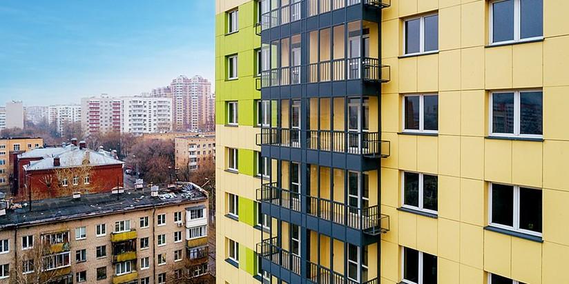 Пятиэтажки