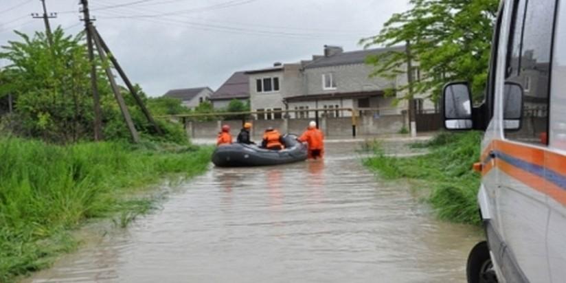 Последствия паводка Ставропольском крае