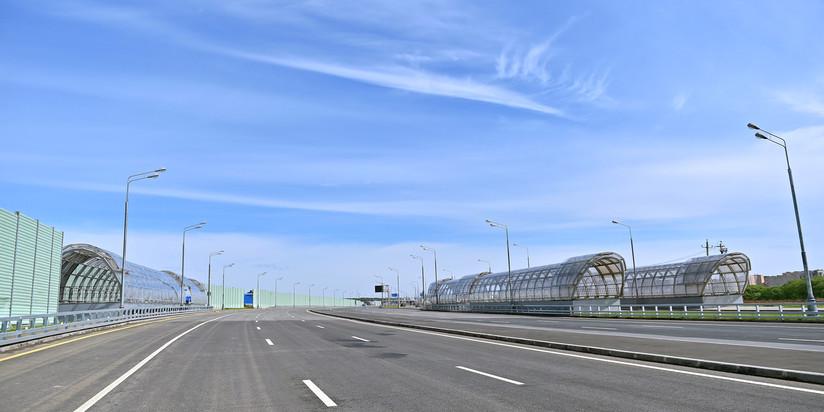 В столицеРФ поведали, когда наЩелковском шоссе запустят настоящее движение