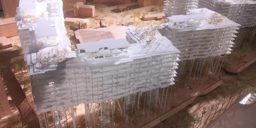 Проект реконструкции территории Бадаевского пивзавода