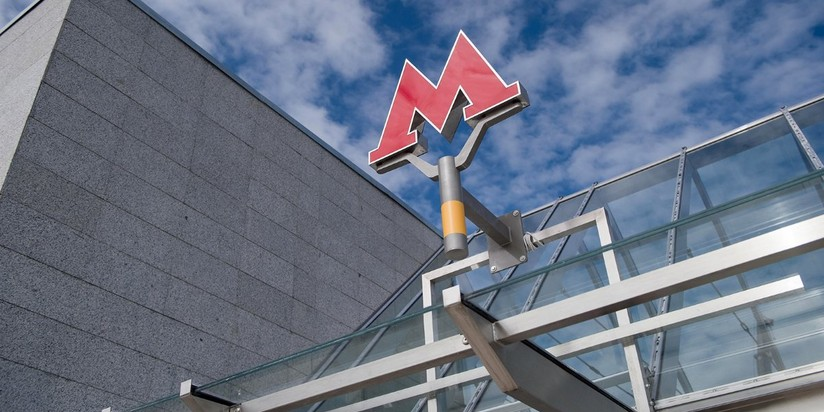 Станцию «Беломорская» в столицеРФ могут открыть доконца года