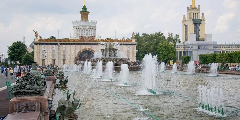 НаВДНХ раскроются парк аттракционов идетский технопарк— Собянин