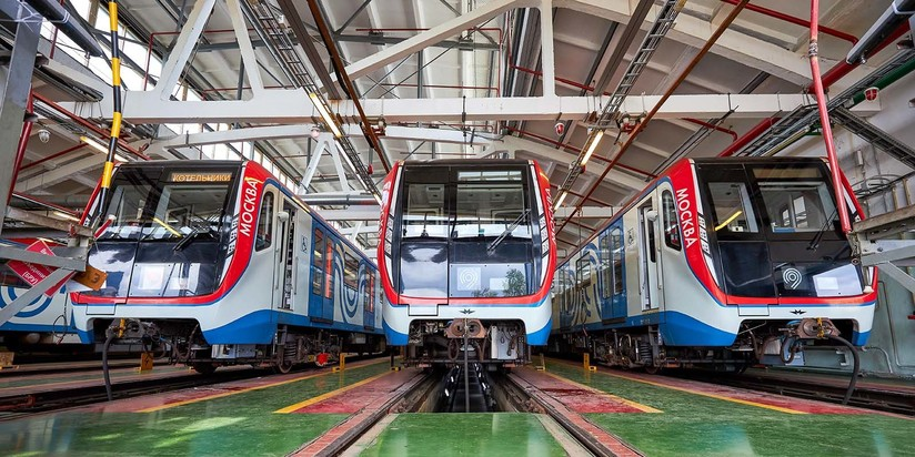 Электродепо метро
