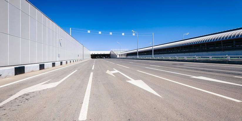 Участок дороги (тоннель) Солнцево - Бутово - Варшавское шоссе