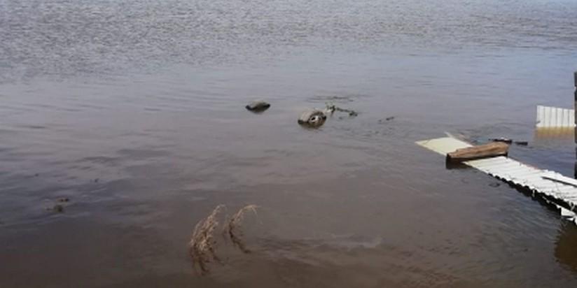 Наводнение (паводок) в Иркутской области
