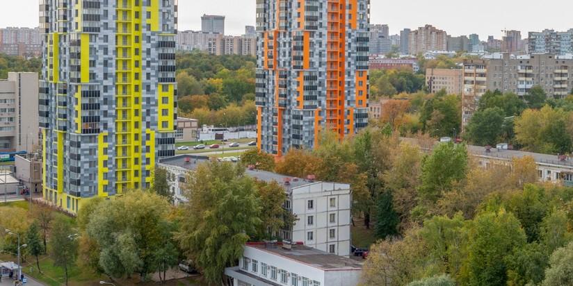 Новостройки по программе реновации в Котловке