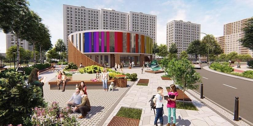 Проекты реновации кварталов в Гольянове