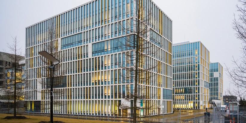 Медицинский центр (больница) в Коммунарке