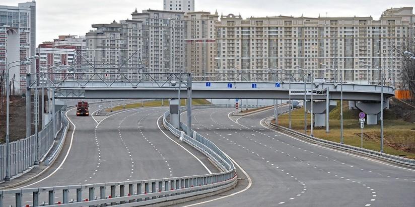 Проспект Генерала Дорохова (Южный дублер Кутузовского проспекта)