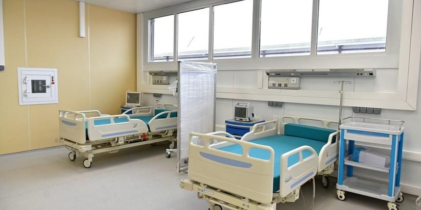 Палата инфекционной больницы