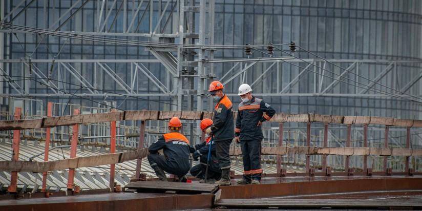 Строительство участка Северо-Восточной хорды (СВХ) от Дмитровского до Ярославского шоссе